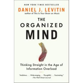 The Organized Mind (Paperback)
