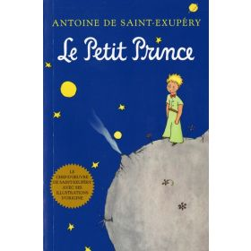 Le Petite Prince, Original French Edition (Paperback)