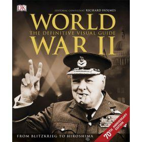 World War II: The Definitive Visual Guide (Hardcover)