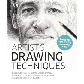 Artist's Drawing Techniques (Hardcover)