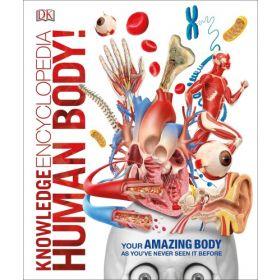Knowledge Encyclopedia: Human Body! (Hardcover)