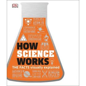 How Science Works: The Facts Visually Explained (Hardcover)