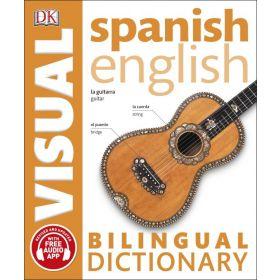 Spanish-English Bilingual Visual Dictionary, 3rd Edition (Paperback)