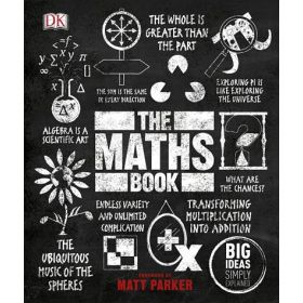 The Maths Book: Big Ideas Simply Explained (Hardcover)