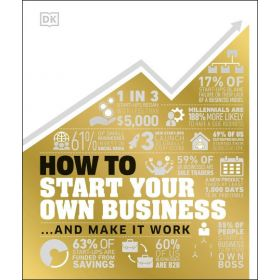 How to Start Your Own Business: And Make it Work (Hardcover)