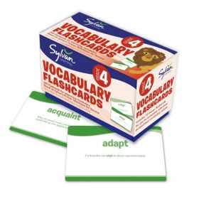 Fourth Grade Vocabulary, Flashcards (Cards)