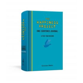 The Happiness Project One-Sentence Journal: A Five-Year Record (Diary)