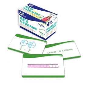 Fourth Grade Math Flashcards (Cards)