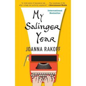My Salinger Year (Paperback)