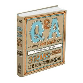 Q&A a Day for Kids: A Three-Year Journal (Paperback)