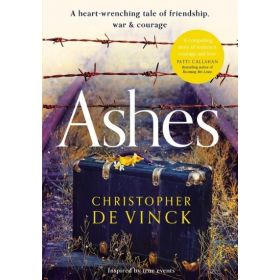 Ashes: A WW2 historical fiction inspired by true events. A story of friendship, war and courage (Paperback)
