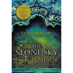 The Stone Sky: The Broken Earth, Book 3 (Paperback)