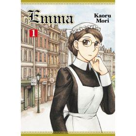 Emma, Vol. 1 (Hardcover)