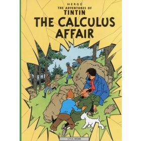 The Calculus Affair, The Adventures of Tintin (Paperback)