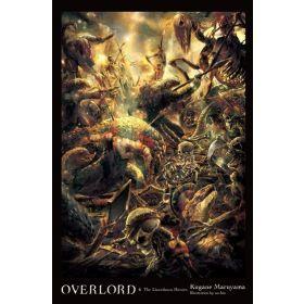 The Lizardman Heroes, Overlord Vol. 4, Light Novel (Hardcover)