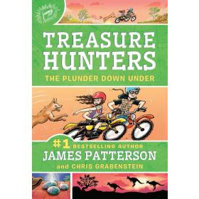 The Plunder Down Under: Treasure Hunters, Book 7 (Hardcover)