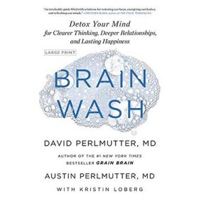Brain Wash: Detox Your Mind for Clearer Thinking, Deeper Relationships, and Lasting Happiness (Hardcover)