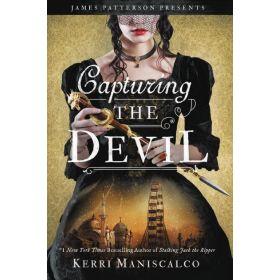 Capturing the Devil: Stalking Jack the Ripper, Book 4 (Paperback)