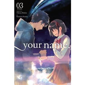 Your Name, Vol. 3 (Paperback)