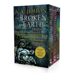 The Broken Earth Trilogy Box Set: The Fifth Season, The Obelisk Gate, The Stone Sky (Paperback)