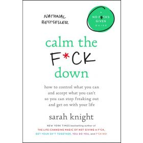 Calm the F*ck Down (Hardcover)