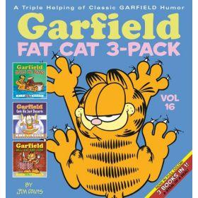 Garfield Fat Cat 3-Pack, Vol. 16 (Paperback)