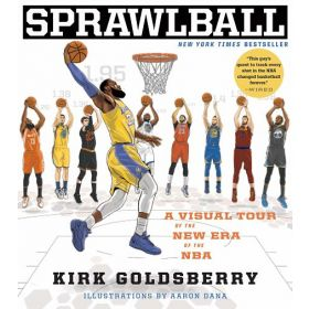 SprawlBall: A Visual Tour of the New Era of the NBA (Paperback)