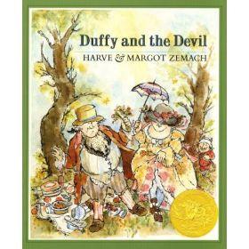 Duffy and the Devil: A Cornish Tale, Sunburst Book (Paperback)