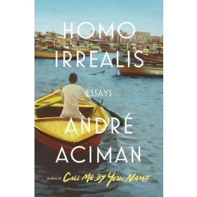 Homo Irrealis: Essays, Export Edition (Paperback)