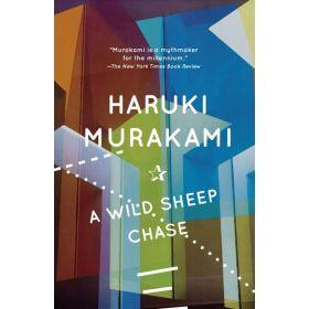 A Wild Sheep Chase: A Novel (Paperback)