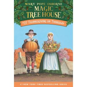 Thanksgiving on Thursday: Magic Tree House, Book 27 (Paperback)