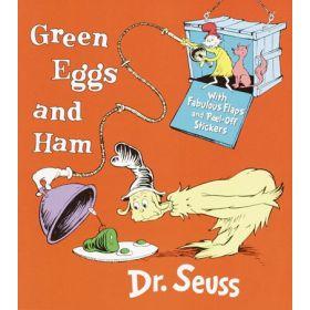 Green Eggs And Ham (Board Book)