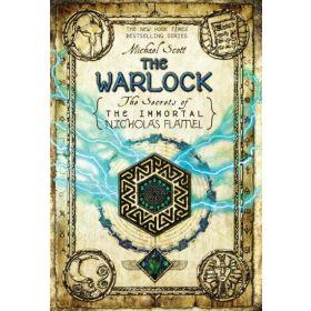 The Warlock: The Secrets of the Immortal Nicholas Flamel, Book 5 (Hardcover)