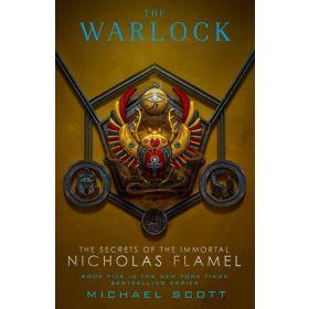 The Warlock: The Secrets of the Immortal Nicholas Flamel, Book 5 (Paperback)