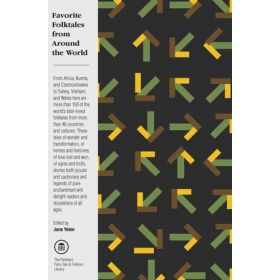 Favorite Folktales from Around the World, The Pantheon Fairy Tale and Folklore Library (Paperback)
