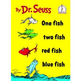 One Fish Two Fish Red Fish Blue Fish, I Can Read It All by Myself (Hardcover)