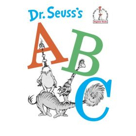 Dr. Seuss's ABC, I Can Read It All By Myself: Beginner Books (Hardcover)
