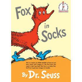 Fox In Socks (Hardcover)
