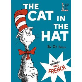 The Cat in the Hat: In English and French (Hardcover)