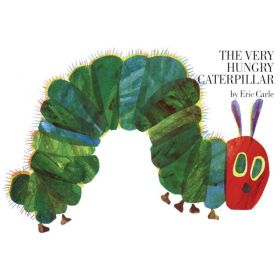 The Very Hungry Caterpillar, Export Edition (Paperback)