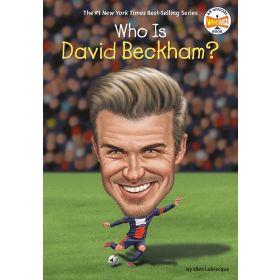 Who Is David Beckham? (Paperback)