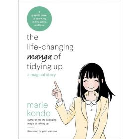 The Life-Changing Manga of Tidying Up: A Magical Story (Paperback)