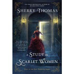 A Study In Scarlet Women: The Lady Sherlock Series, Book 1 (Paperback)