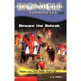 Beware the Bohrok: Bionicle Chronicles, Book 2 (Paperback)