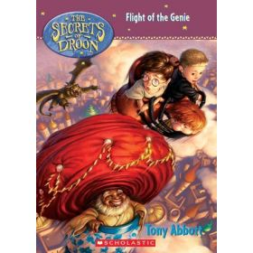 Flight of the Genie: Secrets of Droon, Book 21 (Paperback)