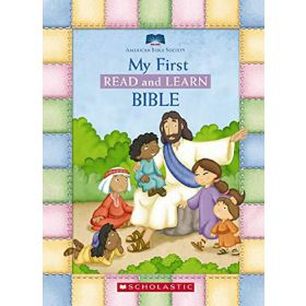 My First Read and Learn Bible (Hardcover)