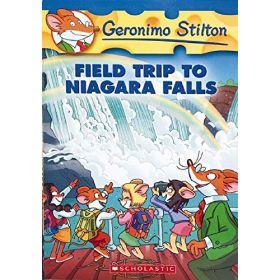 Field Trip to Niagara Falls: Geronimo Stilton, Book 24 (Paperback)