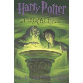 Harry Potter and the Half-Blood Prince, Book 6 (Hardcover)