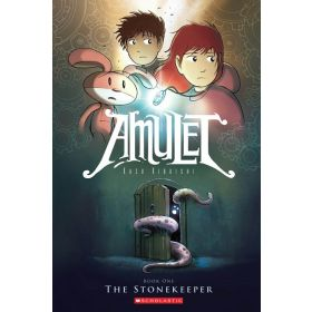 The Stonekeeper: Amulet, Book 1 (Paperback)