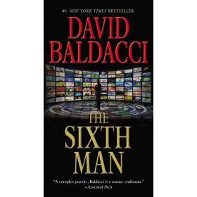 The Sixth Man: King & Maxwell, Book 5 (Mass Market)